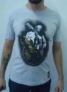 Camiseta Cinza BB King