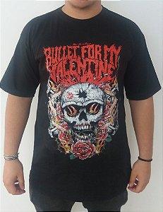 Camiseta Bullet for My Valentine (promoção)