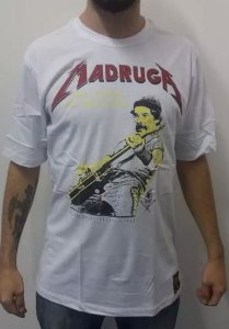 Camiseta Madruga - Metallica