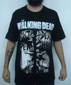 Camiseta The Walking Dead - Don't open, Dead Inside