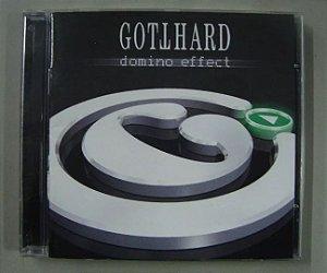CD Gotthard - Domino Effect