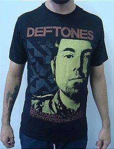 Camiseta Deftones - Sacramento