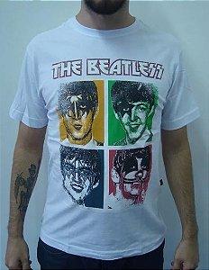 Camiseta The Beatles - Beatless