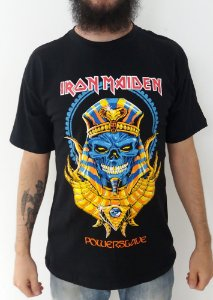 Camiseta Iron Maiden - Powerslave