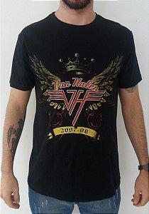 Camiseta Van Halen - 2007-08