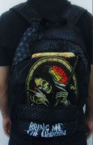 Mochila escolar Bring me the Horizon