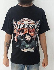 Camiseta Matanza - O bom, velho e fedorento