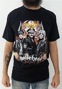 Camiseta Motorhead - Banda