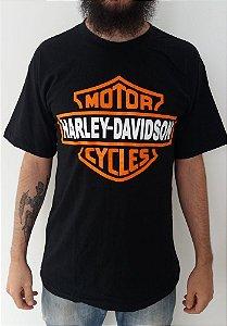 Camiseta Harley Davidson Motorcycles