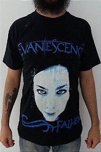 Camiseta Evanescence - Fallen