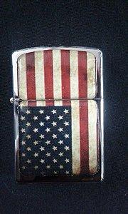 Isqueiro - Bandeira dos EUA