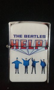 Isqueiro - The Beatles - Help !