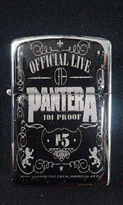 Isqueiro - Pantera - Official Live