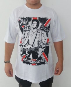 Camiseta Sex Pistols - Anarchy in the UK