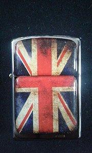 Isqueiro - Bandeira do Reino Unido / Inglaterra