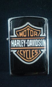 Isqueiro - Harley Davidson Motorcycles