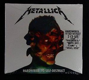CD Metallica - Hardwired to self destruct