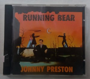 CD Johnny Preston - Running Bear - Importado