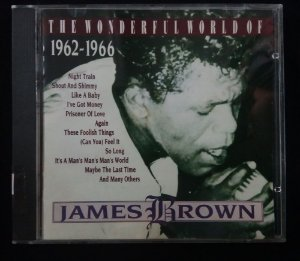 CD James Brown - The Wonderful world of James Brown - Importado