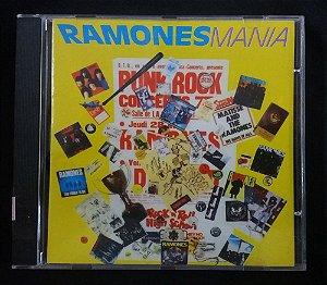 CD Ramones - Ramones Mania - Importado
