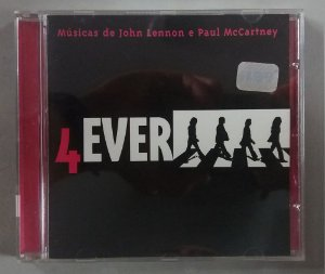 CD 4Ever - Músicas de John Lennon e Paul McCartney