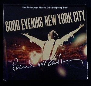 2CDs + DVD - Paul McCartney - Good Evening New York City