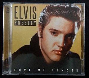 CD Elvis Presley - Love me Tender - Duplo