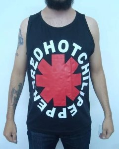 Camiseta regata Red Hot Chili Peppers