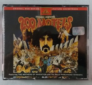 CD Frank Zappa - Frank Zappa's - 200 Motels