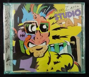 CD Frank Zappa - Studio Tan