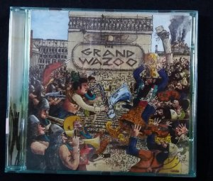 CD Frank Zappa - The grand Wazoo