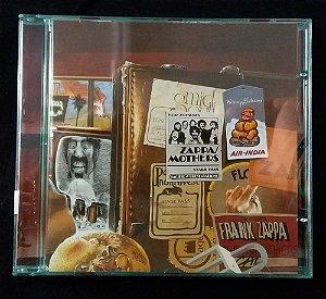CD Frank Zappa - Over-nite Sensation
