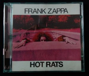 CD Frank Zappa - Hot Rats