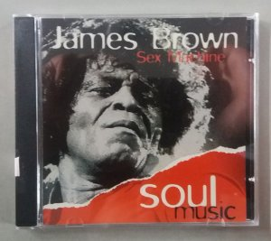 CD James Brown - Sex Machine