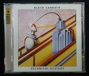 CD Black Sabbath - Technical Ecstasy
