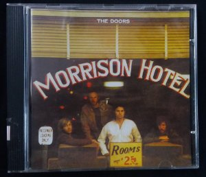 CD The Doors - Morrison Hotel