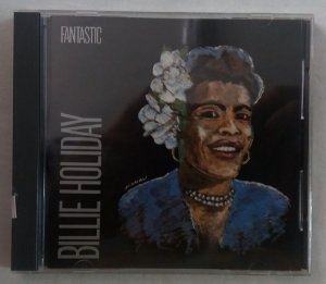 CD Billie Holiday - Fantastic