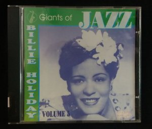 CD Giants of Jazz - Billie Holiday