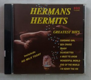 CD Hermans Hermits - Greatest Hits
