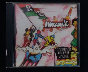 CD Funkadelic - One Nation under a Groove