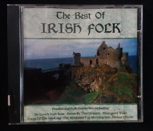 CD The Best of Irish Folk