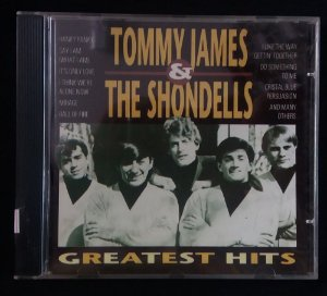 CD Tommy ames & The Shondells - Greatest Hits