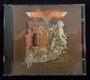 CD Aerosmith - Toys in the Attic - Importado