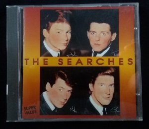 CD The Searchers - Importado