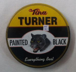 CD Tina Turner - Painted Black - Everything Best - Importado
