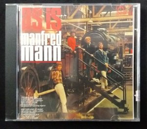 CD Manfred Mann - Fontana Years Vol. 1 - As Is - Importado