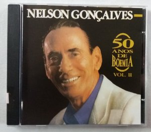 CD Nelson Gonçalves - 50 anos de Boemia - Vol. 2