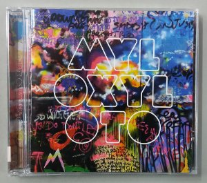 CD Coldplay - Mylo Xyloto