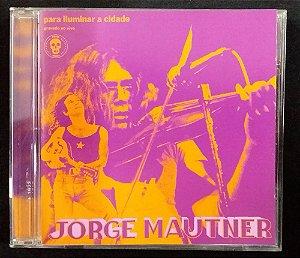 CD Jorge Mautner - Para iluminar a cidade - ao vivo