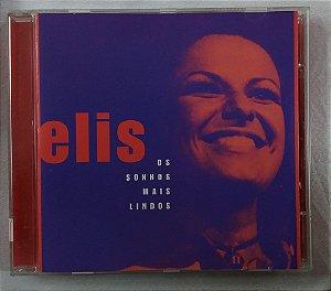 CD Elis Regina - Os sonhos mais lindos